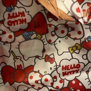 Hello kitty and friends nylon bag.3 different ones